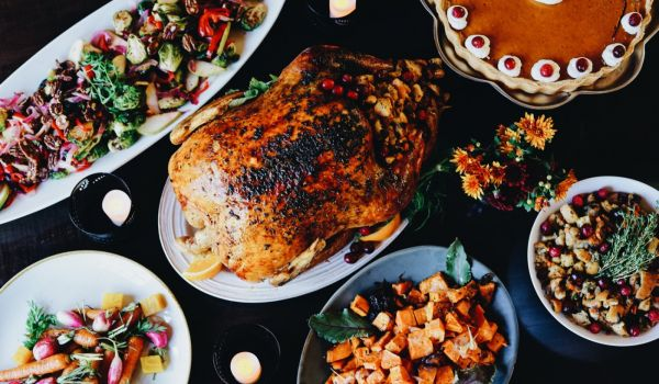 All-inclusive Thansgiving Meals from $37