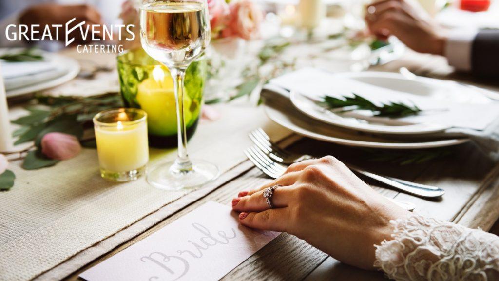Wedding Catering Tasting at Pop-up Wedding Market & Tasting