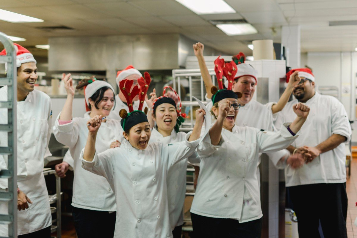 """""""Food is love"""" – a holiday tale by Great Events Group"""