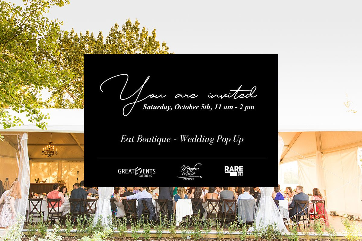 Eat Boutique – Wedding Pop Up