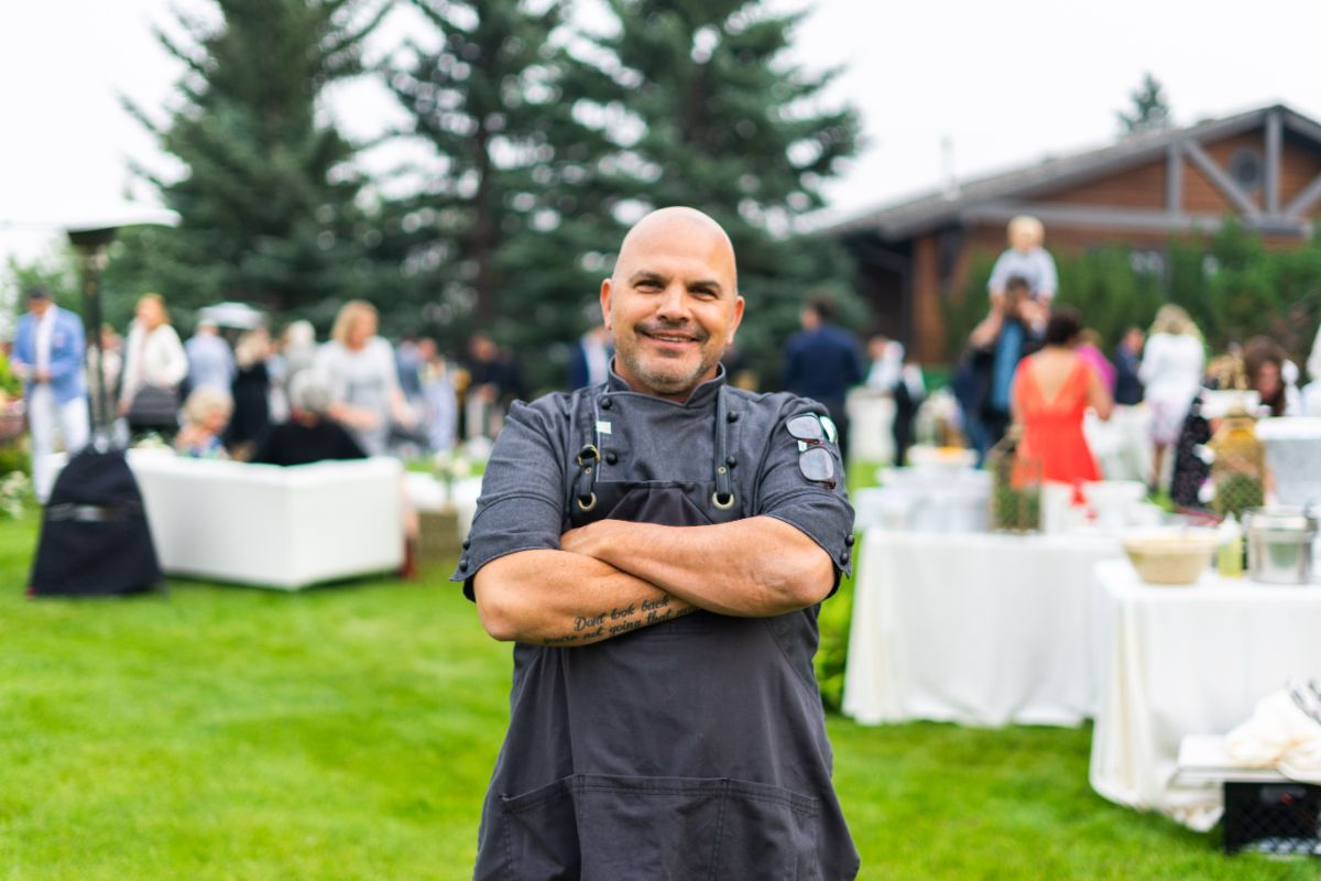 Happy Birthday, Daryl Kerr! 5 fun facts about our Executive Chef